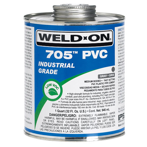 Pvc Cements Weld On 174