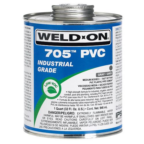 717 Pvc Weld On 174