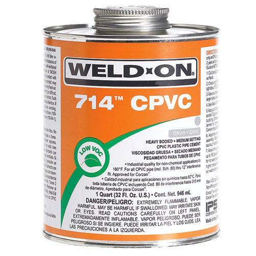 724™ CPVC | Weld-On®