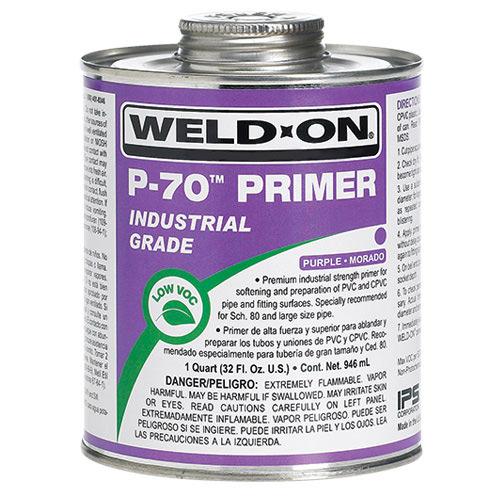 p 70 weld on