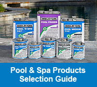 Pool & Spa Products Selection Guide